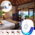100 m2 ultrahangos elektromos egérriasztó, patkányriasztó, szúnyogriasztó (négyzetes)