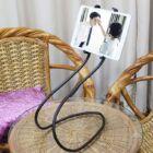 Flexibilis nyakba akasztható mobil és tablet tartó 160cm