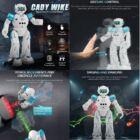 Táncoló robot mozgásérzékelős, távirányítós (CADY WIKE R11)