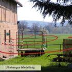 Ultrahangos vadriasztó és kártevő riasztó infravörös érzékelővel (300 m2)