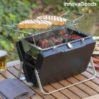 InnovaGoods hordozható, összehajtható faszenes grillező HANDY·Q