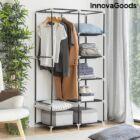 InnovaGoods ruha és cipő szervező /Armäri/