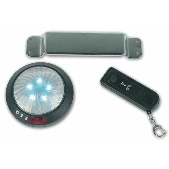 MANNESMANN fali lámpa LED-es távirányítós kültéri - beltéri