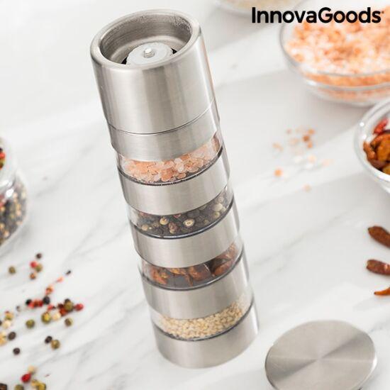 InnovaGoods 4 az 1-ben fűszerőrlő MILLMIX