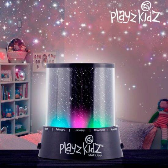 Playz Kidz LED Csillaglámpa Projektor
