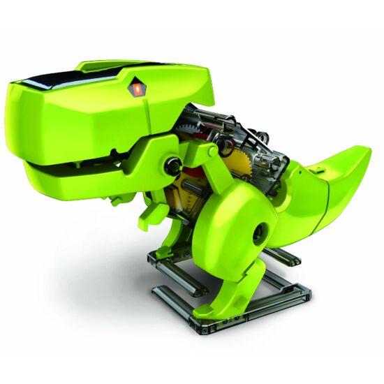 DIY napelemes robot készlet T4 SOLAR ROBOT KIT