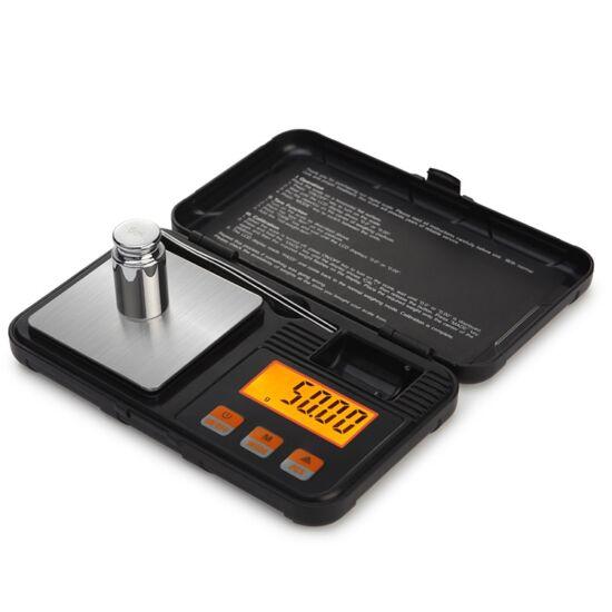 Digitális ékszer mérleg zsebmérleg 200g - 0,01