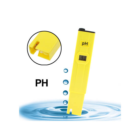 Digitális pH mérő (0 – 14)