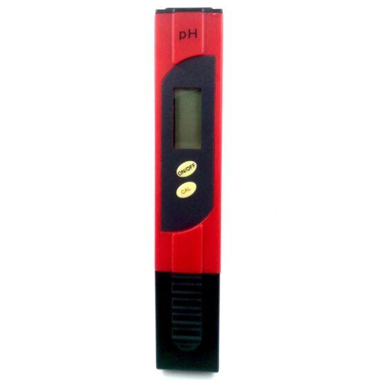 Digitális pH mérő hordozható (0 – 14)