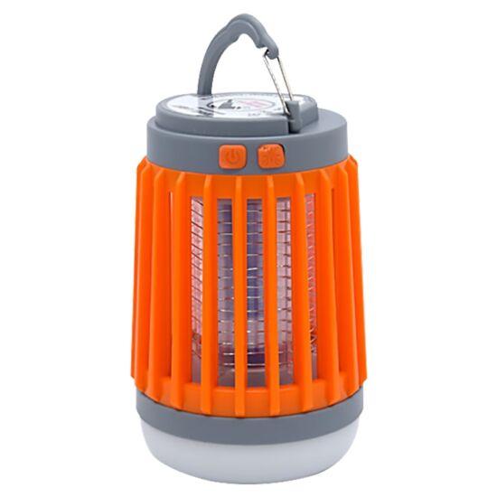 Elektromos szúnyogriasztó (UV), LED kemping lámpa (180 lm)