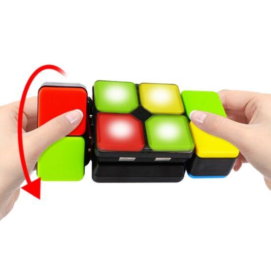 FlipSlide elektronikus forgatható mágikus kocka játék