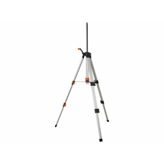 """Háromlábú állvány ALU állítható magasság: 450-1200mm 5/8""""-1,4"""" menetes csatlakozó 8823900"""