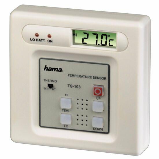 Hama vezeték nélküli hőmérséklet érzékelő (TS-200)
