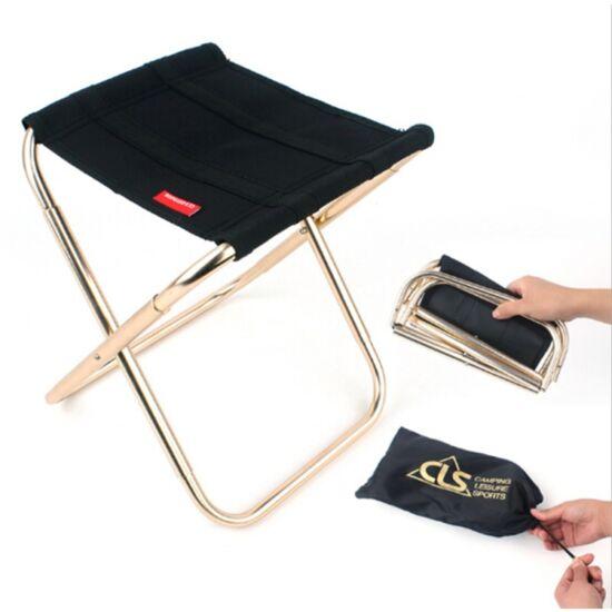 Hordozható összecsukható szék, horgászszék