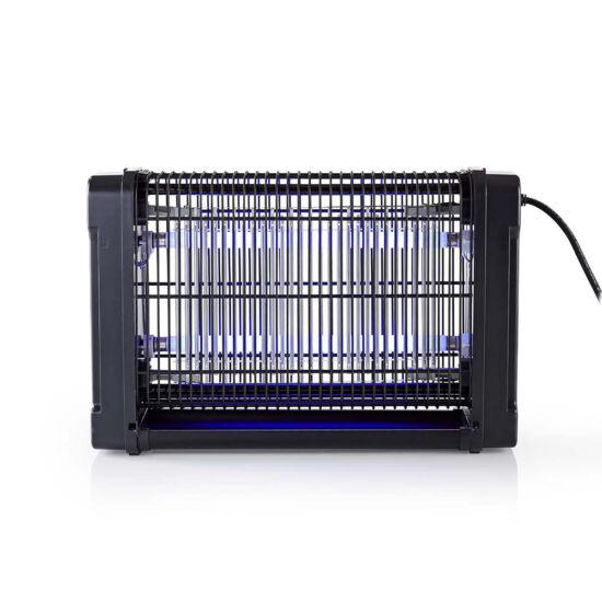 Elektromos rovarcsapda, UV fénnyel, 16W (2x8 Watt) 50 m2
