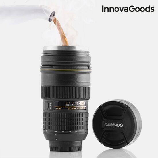 InnovaGoods termosz pohár fedéllel