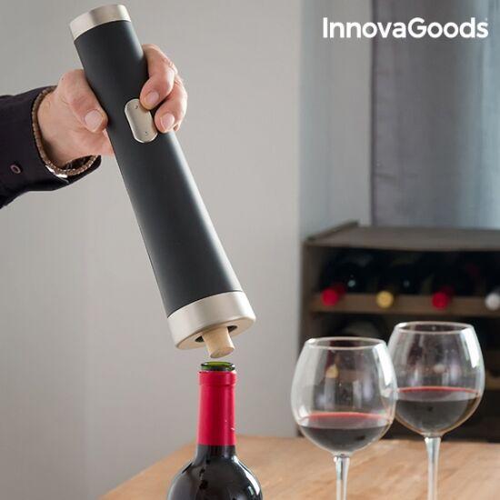 InnovaGoods elektromos dugóhúzó fóliavágóval