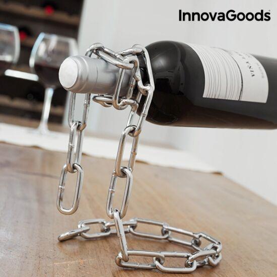 InnovaGoods lebegő láncos palacktartó