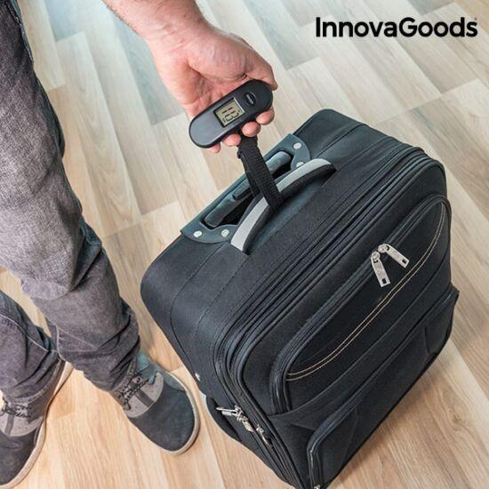 InnovaGoods precíziós digitális bőröndmérleg