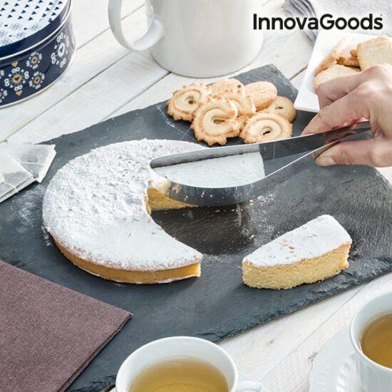 InnovaGoods tortaszeletelő és tálaló