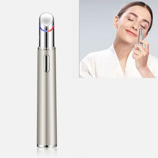 Ionizáló fény- és hőterápiás arcmasszírozó készülék