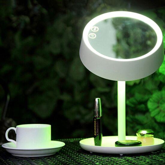 Kozmetikai tükör érintőkapcsolós LED fénnyel