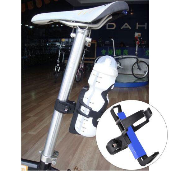 Kulacstartó állítható és forgatható kerékpárra