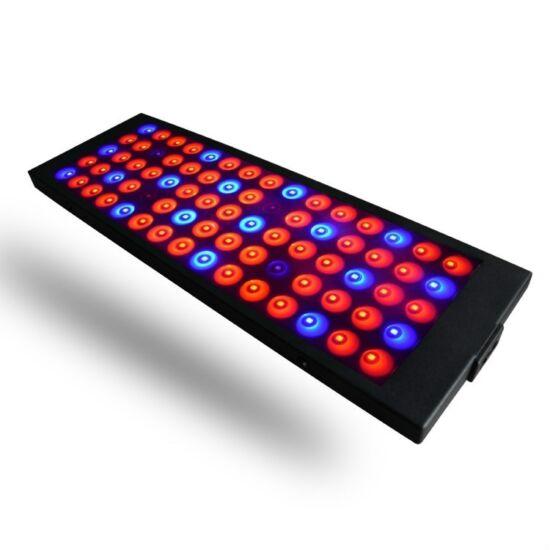 Növény nevelő LED lámpa, ultravékony, 40W