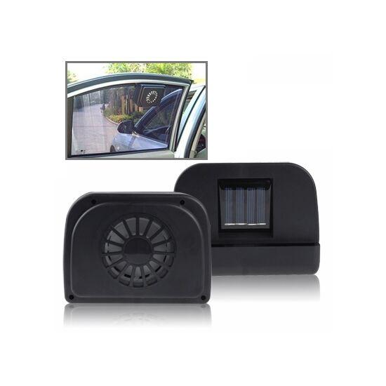 Napelemes autós ventilátor