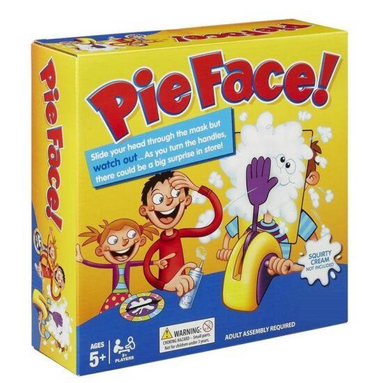Pie Face Showdown társasjáték