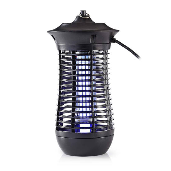 Szúnyogirtó lámpa, UV fénnyel, 18W, 150m2