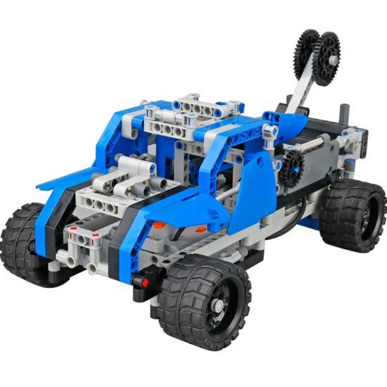 Távirányítós, terepjáró építőkészlet 401 db-os