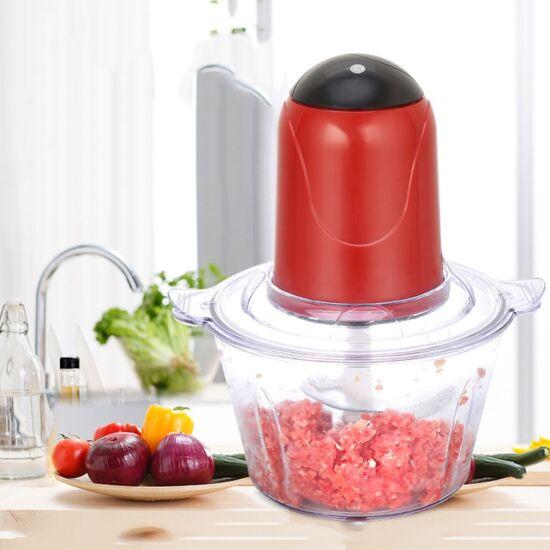 Többfunkciós elektromos konyhai aprító gép (2 literes)