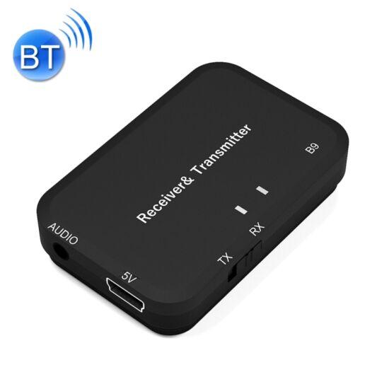 Vezeték nélküli Bluetooth audio adó-vevő (2in1 transmitter & receiver)
