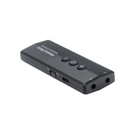 Vezeték nélküli Bluetooth audio adó-vevő (transmitter & receiver)