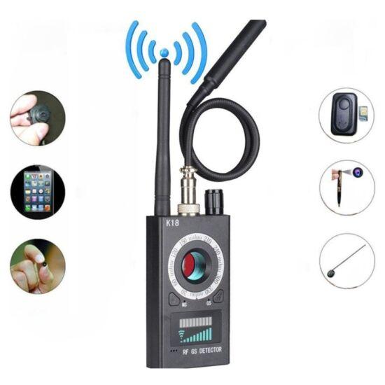 Vezeték nélküli jel érzékelő, GPS-érzékelő poloskakereső