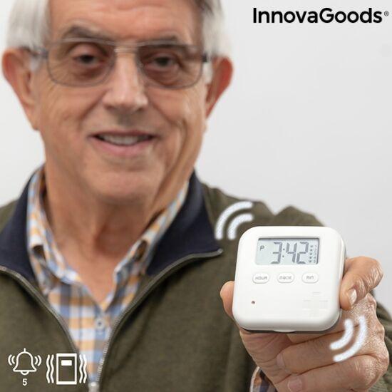 InnovaGoods elektromos okos gyógyszeresdoboz PILLY