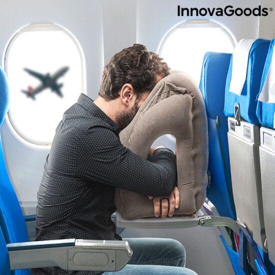 InnovaGoods felfújható utazó párna Snoozy
