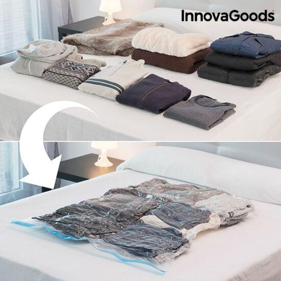 InnovaGoods (100 x 130 cm) vákumos ruhatáska