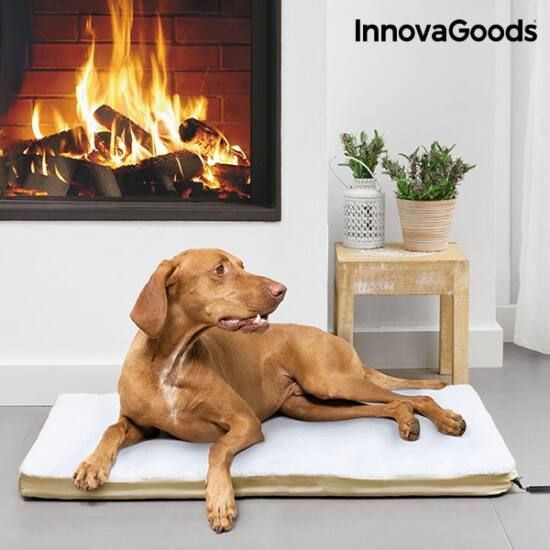 InnovaGoods Home Pet 18W elektromos melegítő ágy házi kedvenceknek