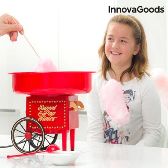 InnovaGoods 500W piros vattacukor készítő