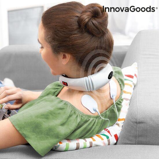 InnovaGoods elektromágneses nyak és hátmasszírozó