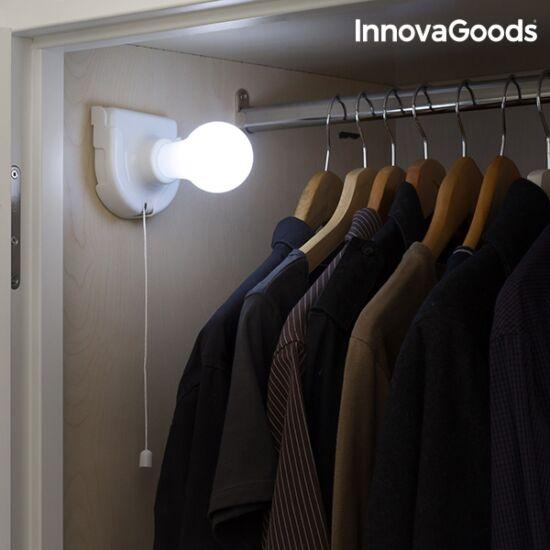 InnovaGoods hordozható LED izzó