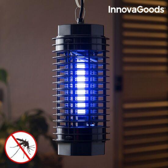 InnovaGoods KL-1500 szúnyogirtó lámpa 4W fekete