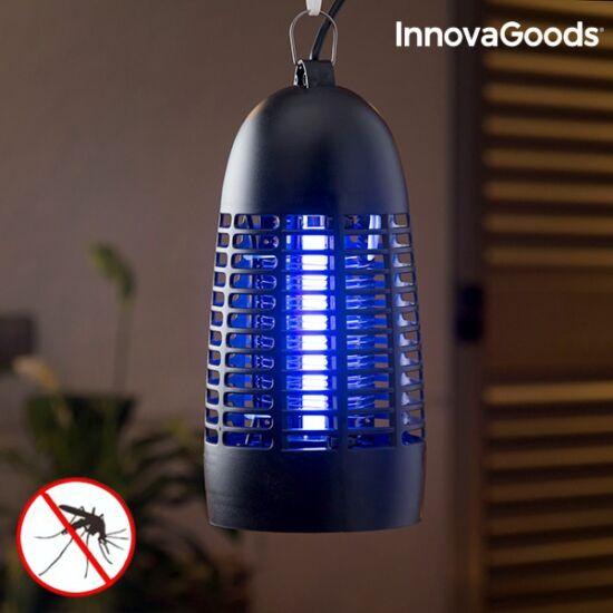 InnovaGoods KL-1600 szúnyogirtó lámpa 4 W fekete