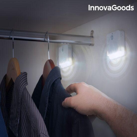 InnovaGoods LED világítás mozgásérzékelővel (2 db)