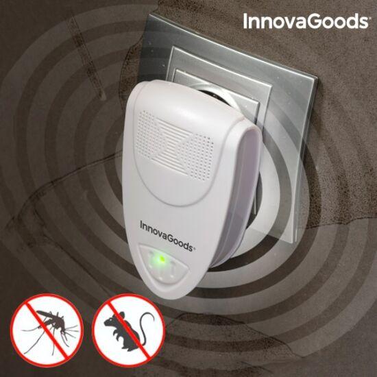 InnovaGoods mini ultrahangos rovar- és rágcsálóriasztó