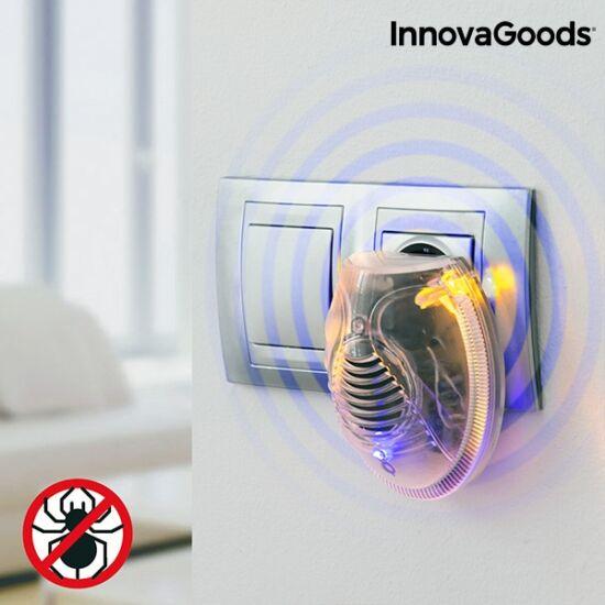 InnovaGoods pókriasztó ultrahangos 200 m²