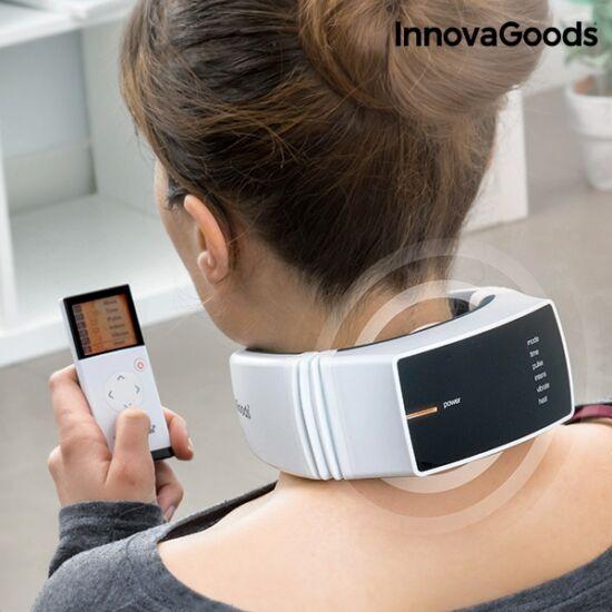 InnovaGoods PRO újratölthető nyakmasszírozó