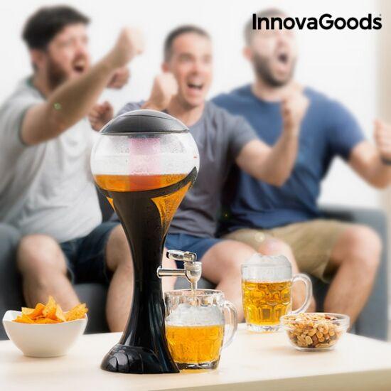 InnovaGoods Kitchen Fun Világkupa LED söradagoló